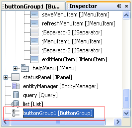 Step-by-step on customizing Java desktop GUI apps with MySQL database screen snapshots
