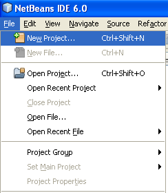 step-by-step tutorials on the Java desktop GUI applications with Java ...