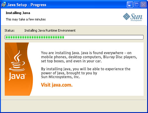 Install Java JDK on Windows step-by-step screeshots