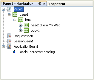 Step-by-step on Java Server Faces (JSF) web application development using NetBeans screen snapshots