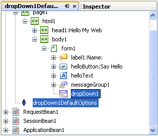 how to delete java server faces netbeans database