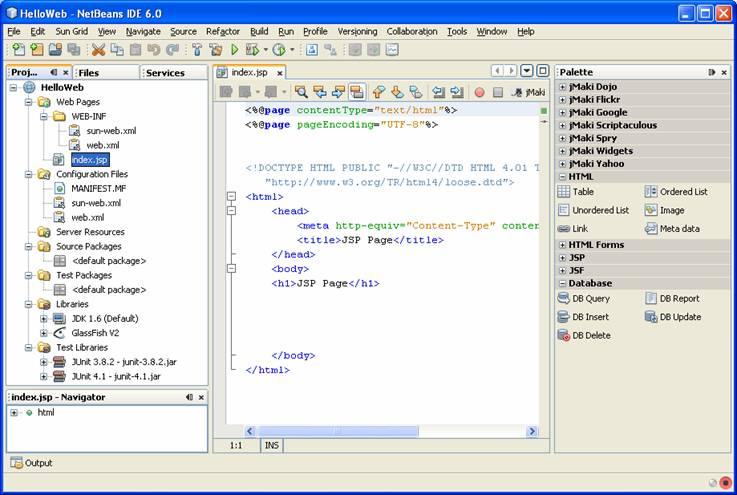 Step-by-step on how-to develop Java web applications using