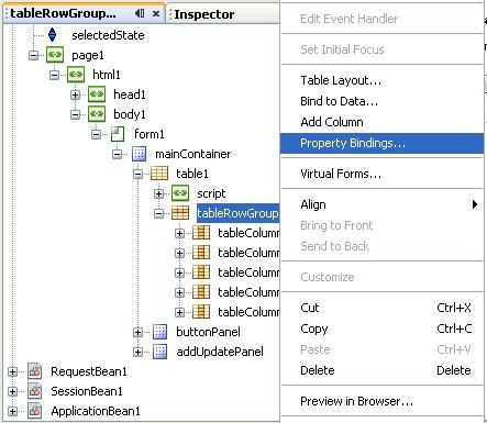 A complete hands-on tutorial on Java visual web Java Server