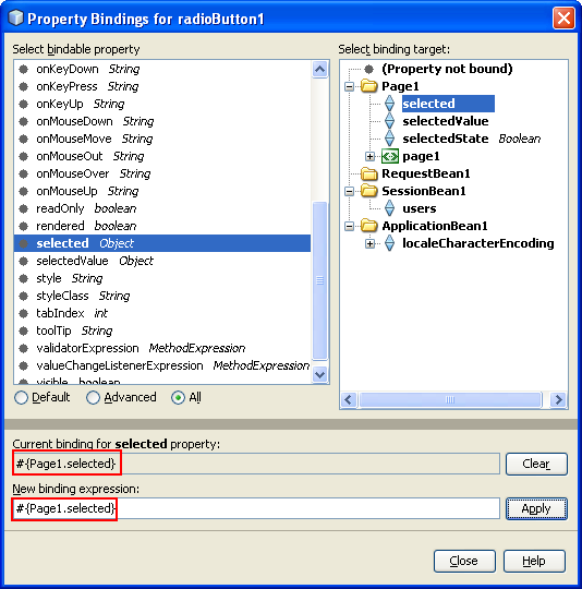 Step-by-step on Java web application using JSP, JPA and JSF: Modifying database and customizing the page layout sceenshots