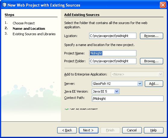 Step-by-step tutorial on web application using JSP, JSTL and related java technologies screen snapshots