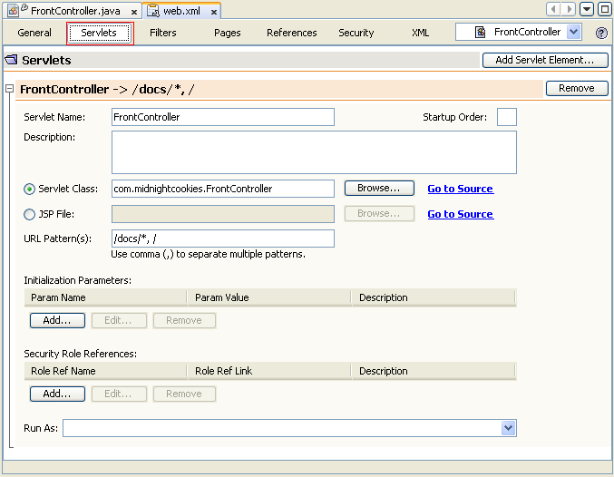 Step-by-step tutorial on web application using JSP, JSTL and related