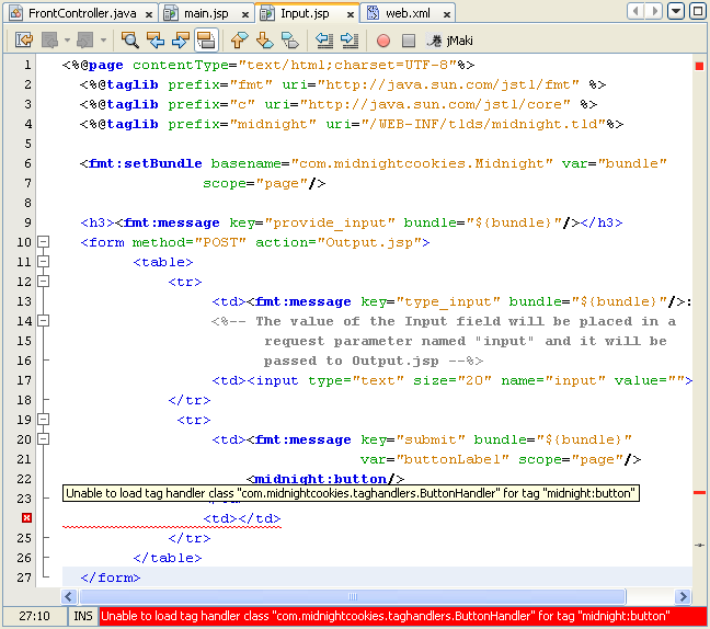 A complete step-by-step Java web programming tutorials using