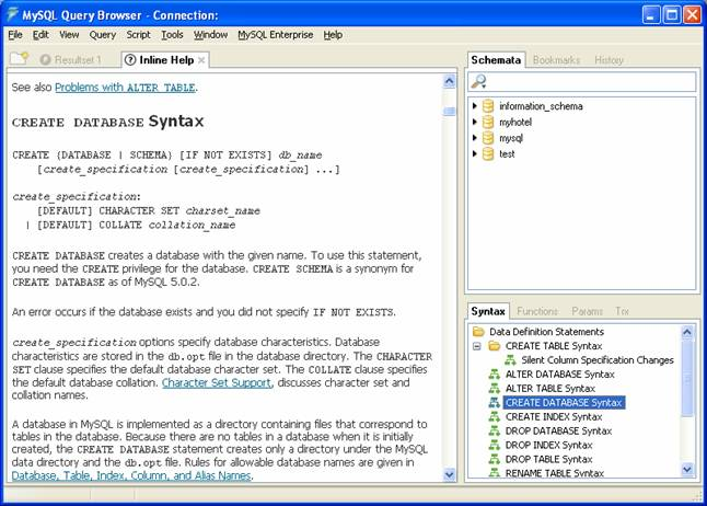 A Step By Step Tutorial On Creating Manipulating Mysql Database