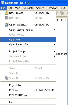 how to open frm file in mysql