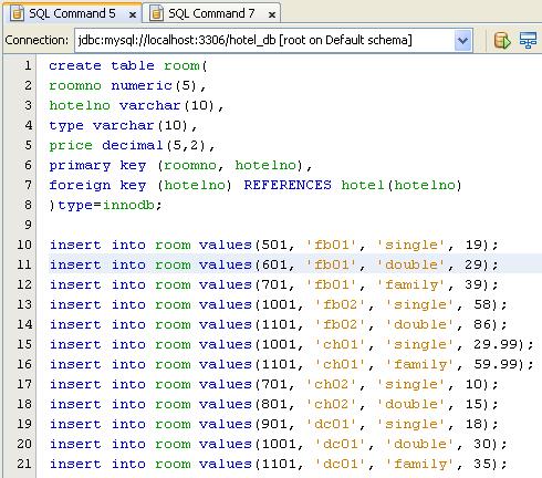 Steps And How To Use The Mysql Sql Data Manipulation Langugae Dml