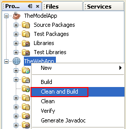 Step-by-step on moving Java projects with database using NetBeans from one computer to another screenshots