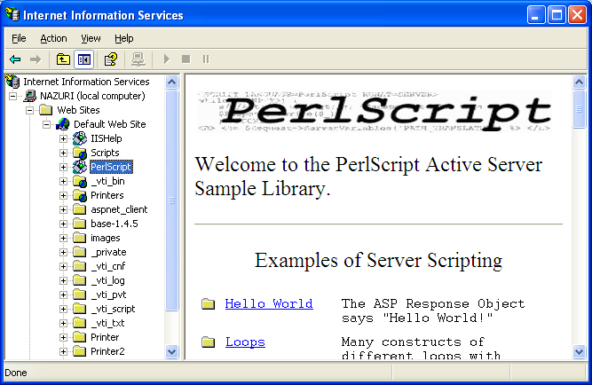 perl script template activeperl perl for windows perl script example loaded